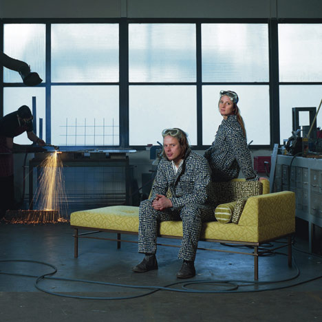 Courtesy of: www.dezeen.com Portrait of Kiki van Eijk and Joost van Bleiswijk