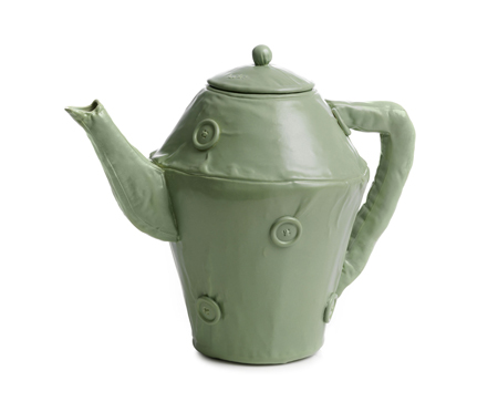 "Courtesy of: www.dezeen.com ""Soft Series: Soft Teapot"" by Kiki van Eijk"
