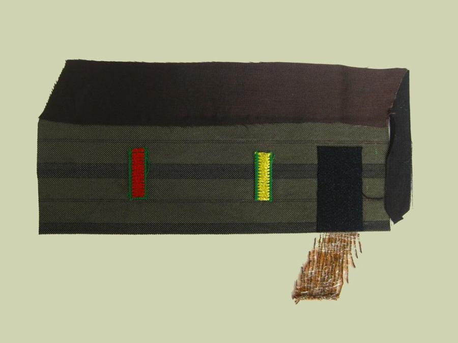 "Courtesy of: www.domudweb.it ""Weaving Traditions rug"" by Kiki van Eijk"