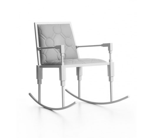 "Courtesy of: www.madedesigngroup.blogspot.it ""Quit Chair"" by Kiki van Eijk"