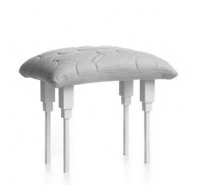 "Courtesy of: www.madedesigngroup.blogspot.it ""Quit Stool"" by Kiki van Eijk"