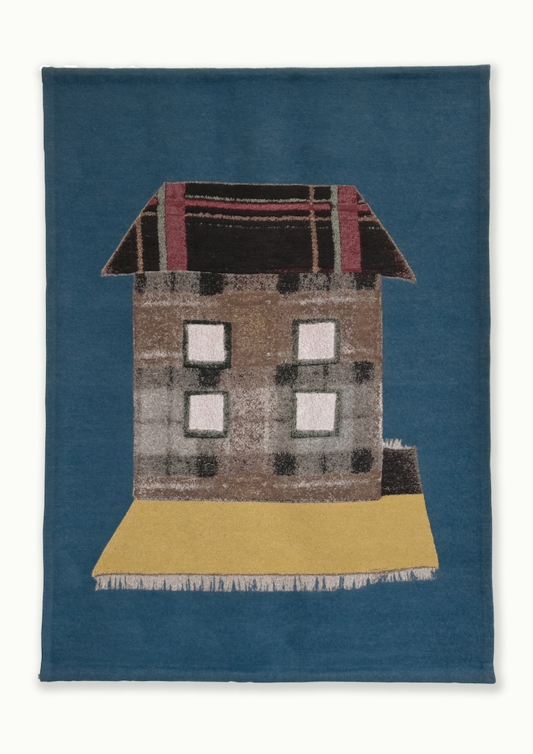 "Courtesy of www.trendtablet.it ""Weaving Traditions"" rug by Kiki van Eijk"
