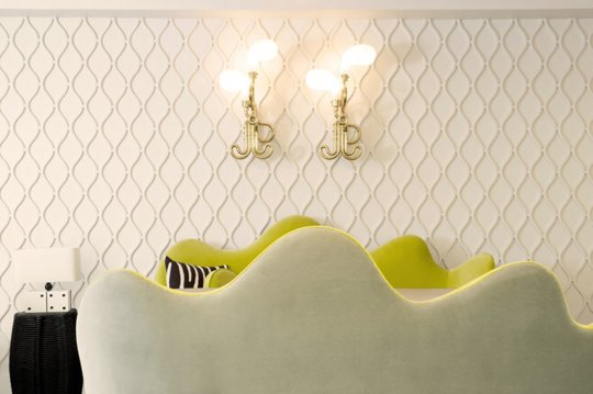 "Courtesy of: www.apartmenttherapy.com ""Maison Thoumieux"", Paris, 2011, interior design by India Mahdavi"