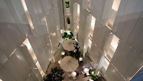 "Courtesy of: www.designhotels.com ""Hotel Condesa DF"", Mexico City, 2004, interior design by India Mahdavi"