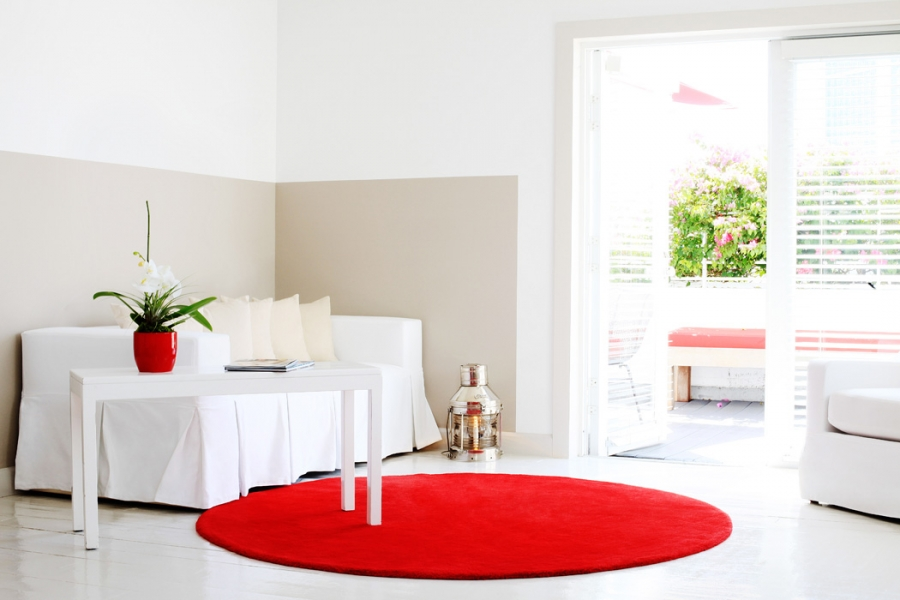 "Courtesy of: www.india-mahadavi.com ""Hotel Townhouse"", South Beach, Miami, Florida, interior design by India Mahdavi"
