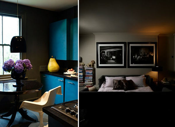 """Courtesy of: www.designhunter.co.uk Image from """"The girls guide to decorating style"""" by Abigail Ahern"""