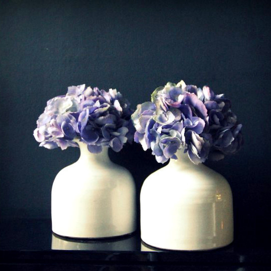 """Courtesy of: www.abigailahern.com """"Faux Flowers and Vases Collection"""" by Abigail Ahern"""