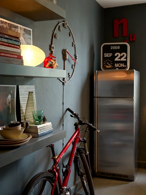Courtesy of: www.nytimes.com Gemma Ahern apartment, interior design by Abigail Ahern