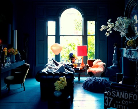 Courtesy of: www.domusnova.com interior design by Abigail Ahern
