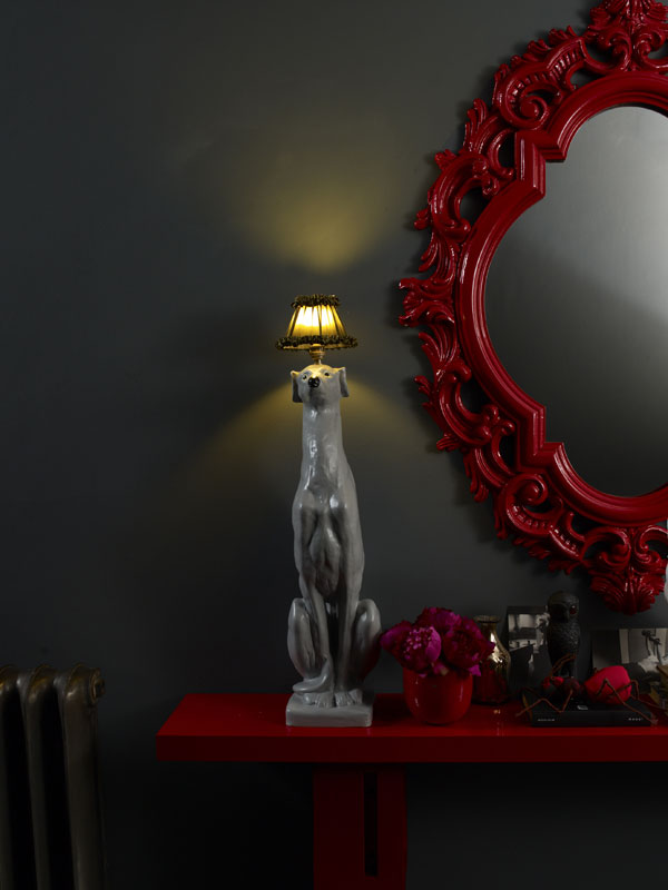 """Courtesy of:  www.doyoulovewhereyoulive.com """"Lighting Collection"""" by Abigail Ahern"""