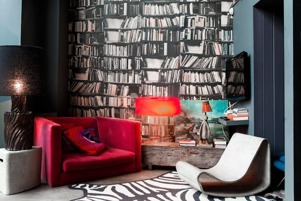 """Courtesy of: www.indipendent.co.uk """"Abigail Ahern apartment"""" interior design by Abigail Ahern"""