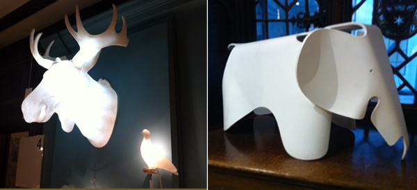 """Courtesy of :www.insideology.com """"Lighting Collection"""" by Abigail Ahern's Atelier"""