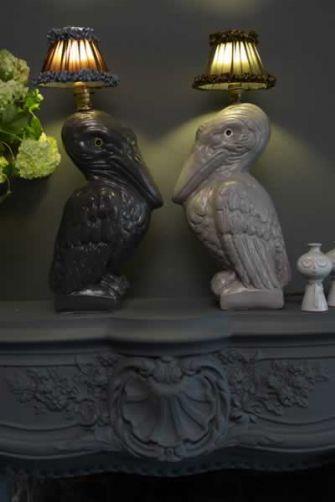 Courtesy of: www.rockettstgeorge.co.uk Pelican Light Grey by Abigail Ahern