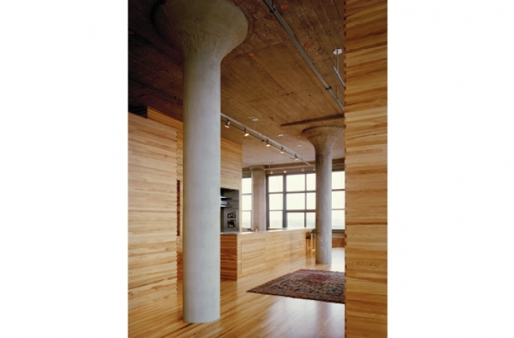 "Courtesy of: www.vjaa.com ""Chicago apartment"" by VJAA Architecht"